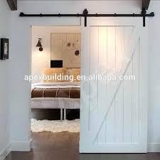 amazing sliding barn style door stunning design barn style door apex sliding doors closet sliding barn