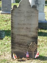 Grave Marker Flags Fairfax Resolves Sar Elisha Harrison Grave Marking