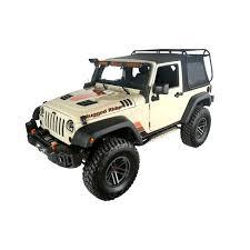 jeep rubicon silver 2 door jeep door u0026 dv8 plated rock doors
