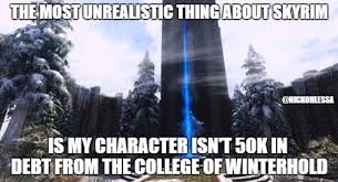 Funny Skyrim Memes - 20 skyrim memes fit for the dragonborn dorkly post