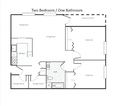 floor plan for two bedroom apartment convert garage to bedroom plans top two bedroom apartment floor