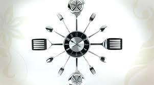 horloge de cuisine design pendule de cuisine design horloge murale cuisine design horloge pour