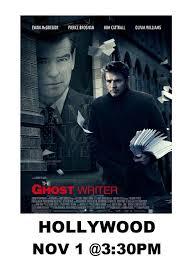 Ghostwriter Movie The Ghost Writer Efa2010 Fort Lauderdale International Film