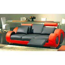 canapé cuir relax 3 places canape cuir relax 3 places convertible 2 electrique vogg t one co