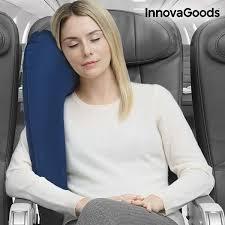si e auto gonflable oreiller de voyage gonflable avec support pour sieges innovagoods