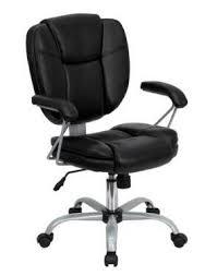 Small Leather Desk Chair Best Office Chair For Person Reviews Of Best Small Office