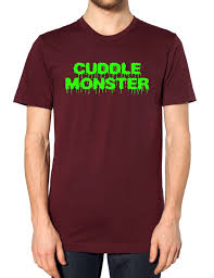 Monster Halloween by Cuddle Monster Halloween T Shirt Funny Spooky Free Hugs Boyfriend