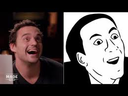 Popular Internet Memes - jake johnson imitates popular internet memes speakeasy youtube