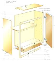 plans for building kitchen cabinets kitchen cabinet building pizzle me