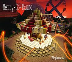 merry go minecraft project
