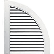 transom tops exterior shutters the home depot