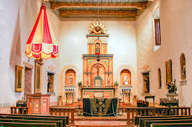 mission san diego de alcala history buildings photos