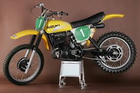 250 motocross bikes for sale roger de coster suzuki rh 250 cc 1975 76 motos oficiales mx