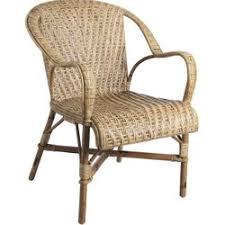 siege en rotin fauteuil rotin la redoute