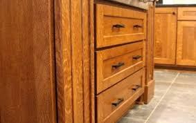 quarter sawn oak cabinets quarter sawn oak cabinets artistic kitchen quarter oak custom pa of