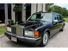 rolls royce classic limo 1999 rolls royce limousine for sale classiccars com cc 1003398