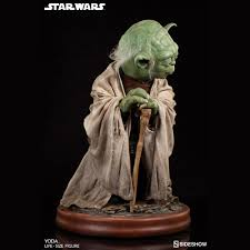 Darth Vader Christmas Tree Topper by Star Wars Yoda Life Size Figure