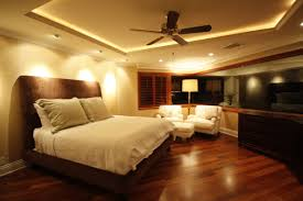 simple ceiling lighting ideas for bedroom area