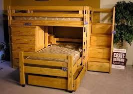 Toronto Kids Furniture Baby Cribs Kids Interior Design - Wood bunk beds canada