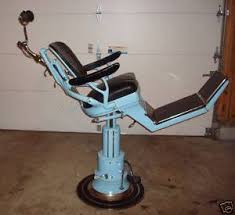 Vintage Dentist Chair Antique Dental Chair Antique Appraisal Instappraisal