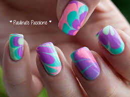 182 best water marble nails images on pinterest marbles water
