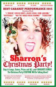 sharron matthews u2013 sharron u0027s christmas party