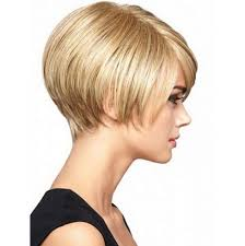short hairstyles for thin hair men and woman hair loss women