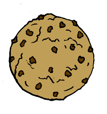 Jar Clipart Chocolate Chip Cookie Pencil And In Color Jar Coloring Cookies
