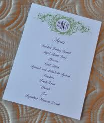 Christmas Wedding Programs Jodonna U0027s Blog Elegant Letterpress Wedding Invitation With Script