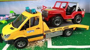 emergency vehicles u0026 construction trucks for children emergency