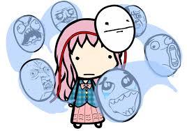 Create Meme Comic - kokoro rage comic masks create swf prop package by feraligono on