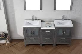 gray bathroom vanity home decor gallery