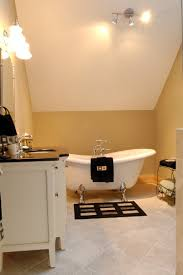 Spa Look Bathrooms - bathrooms sloped ceiling spa style bathrooms photo gallery