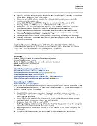 Resume For Consulting Jobs by Joe Michel 2015april09 Sql Crm Bi Resume With References For All Jobs