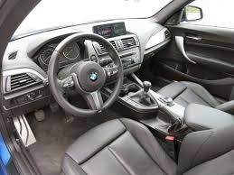 Bmw M235i Interior 2014 Bmw M235i Luxury Coupe Review Autobytel Com