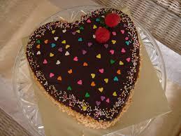assortment of very beautifully decorative heart shape wedding cake