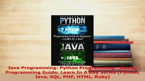 download java programming python programming master programming
