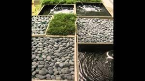 Gartengestaltung Mit Steinen Schöner Garten Stein Mit Ponds Youtube
