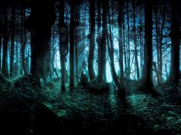 mystical halloween background widescreen wallpapers of scary forest new photos