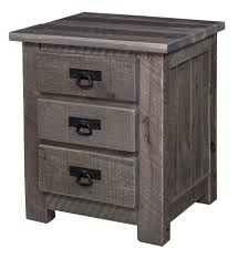 amish night stands and bedside storage from dutchcrafters amish