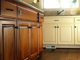 Staining Kitchen Cabinets White Stain Kitchen Cabinets Cost Painting Stained Without Sanding Gel