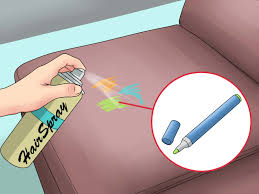 How To Get Ink Out Of Leather Sofa by 3 Ways To Clean Leather Chairs Wikihow