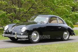 vintage porsche 356 sold porsche 356 u0027pre a u0027 coupe rhd auctions lot 31 shannons