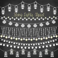 string lights with clips string lights clipart chalkboard string lights with wedding