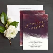 wedding invitations burgundy burgundy and gold wedding invitation burgundy wedding