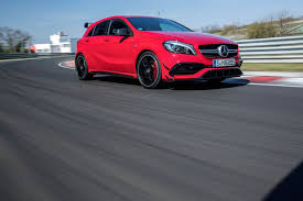 mercedes amg uk mercedes a45 amg review pace but not much evo