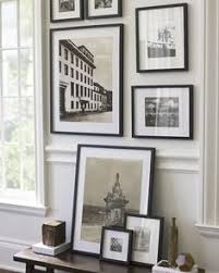 Picture Frames And Mats by Gallery Walnut Picture Frames With Black Mats Galleries Black