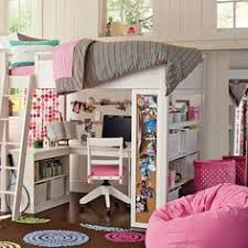 Bunk Beds For Teenage Girls by Awesome Loft Beds With Desk For Teens Resized Loft Pinterest