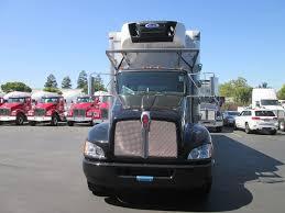 kw box truck kenworth van trucks box trucks in california for sale used
