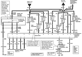 ford wiring harness diagram ford wiring diagrams instruction